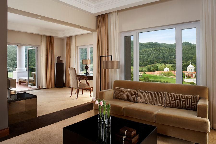 Executive Suite Wohnzimmer