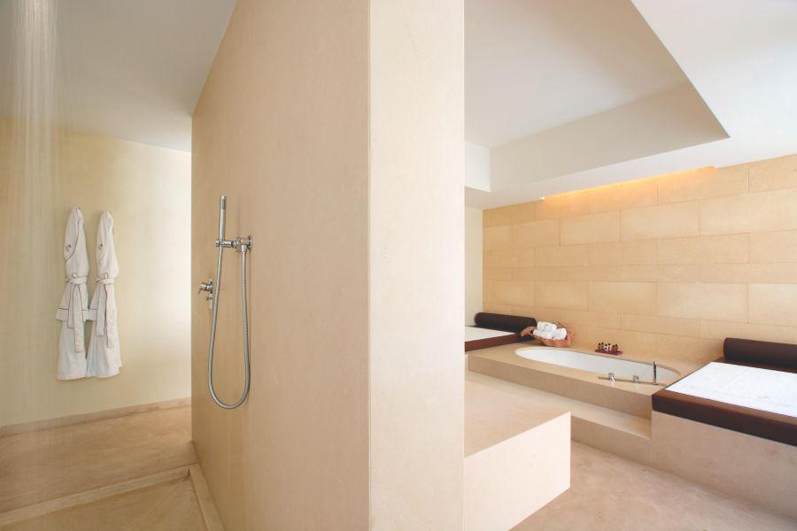Ambassador Suite Badezimmer