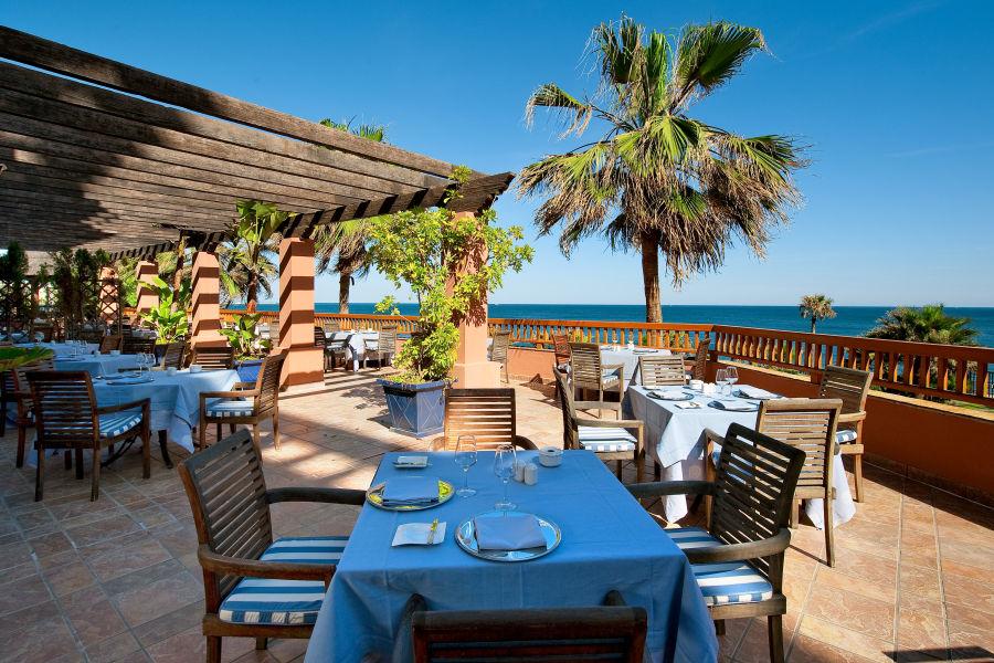 Terrasse Paris-Roma Restaurant