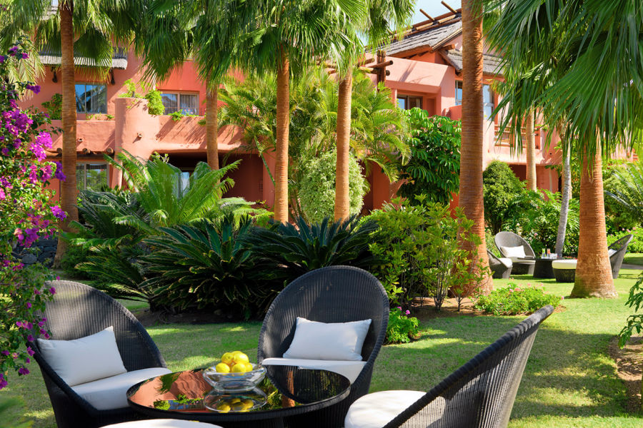 Garten Tagor Villa