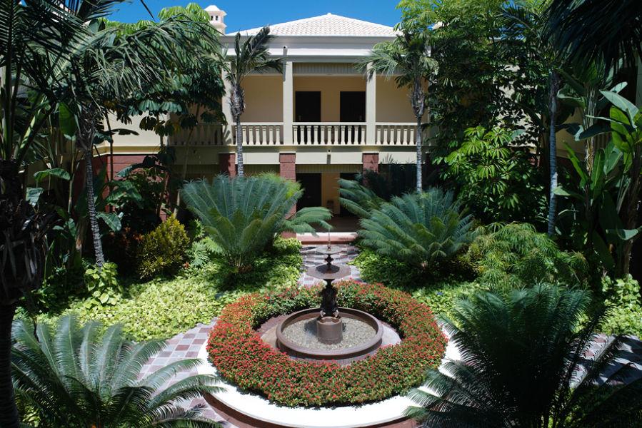 Garten Blick