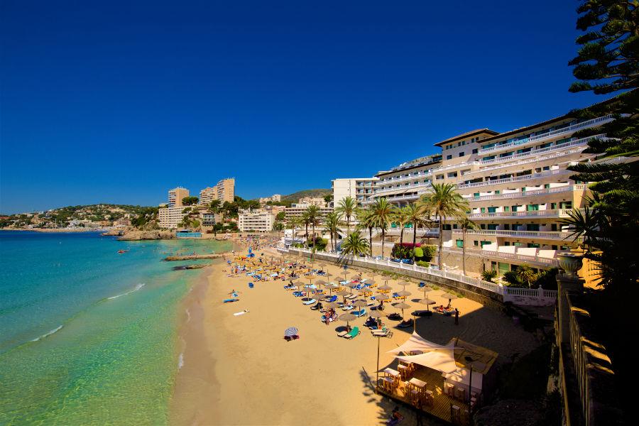 Hotel - Strand Aussicht