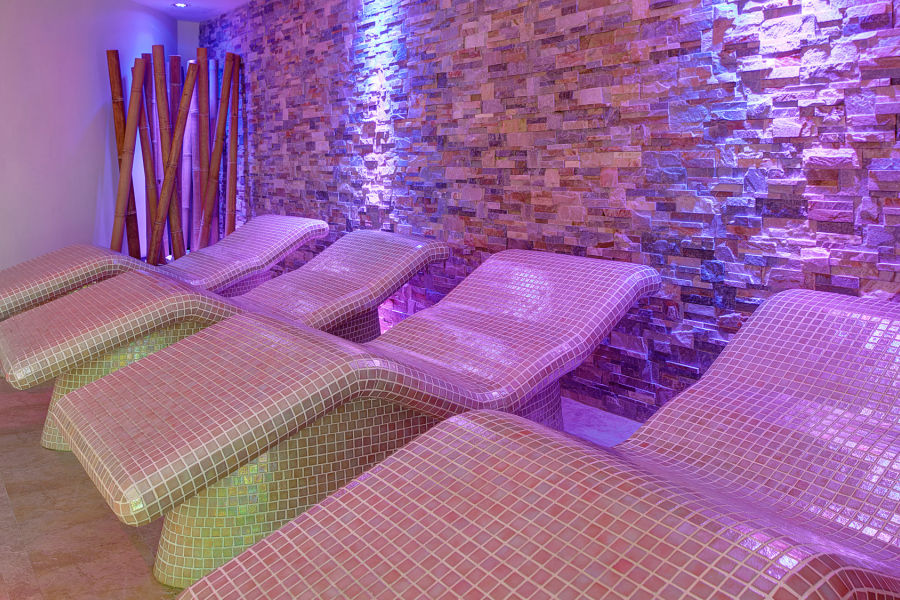 Spa warme Betten