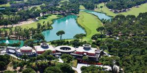 Cornelia faldo Golfplatz- Clubhaus