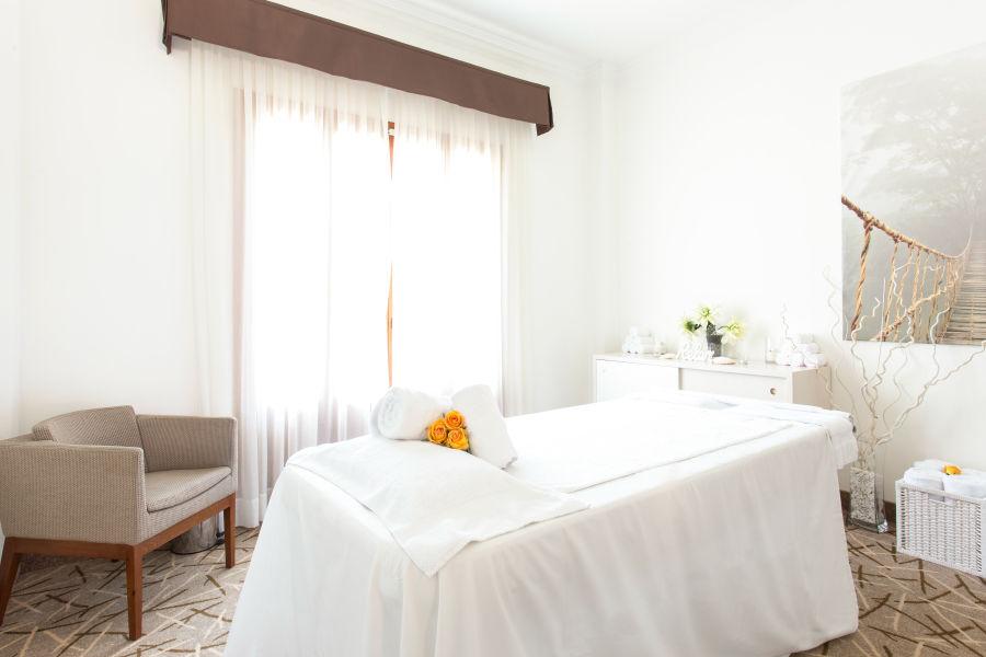 Spa Behandlung Zimmer