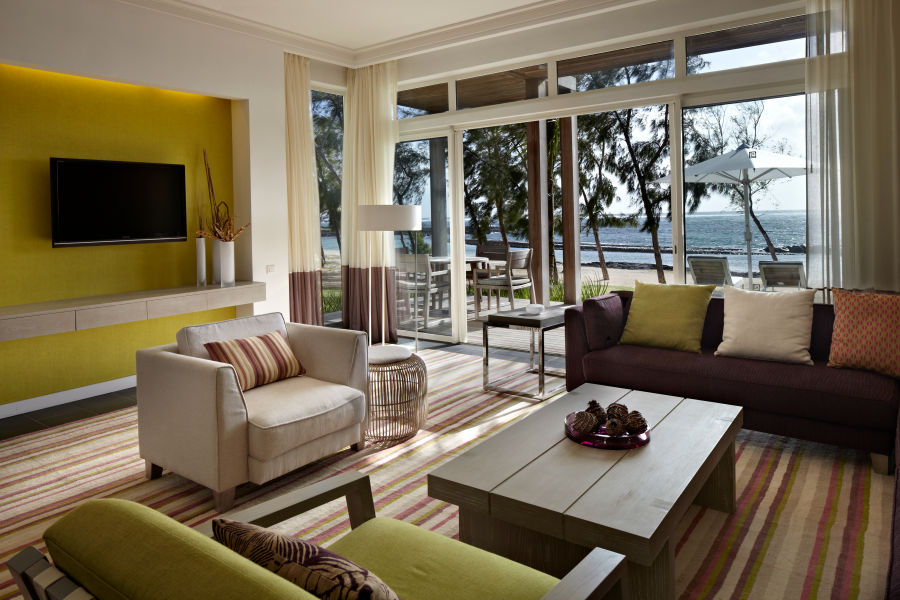 Executive Suite mit Strandzugang