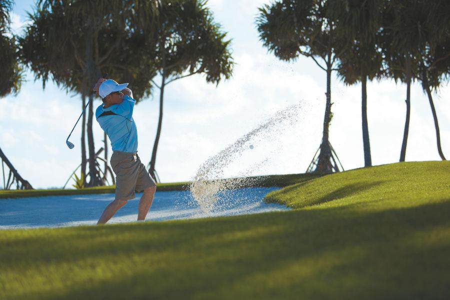 Vilingili Golfplatz