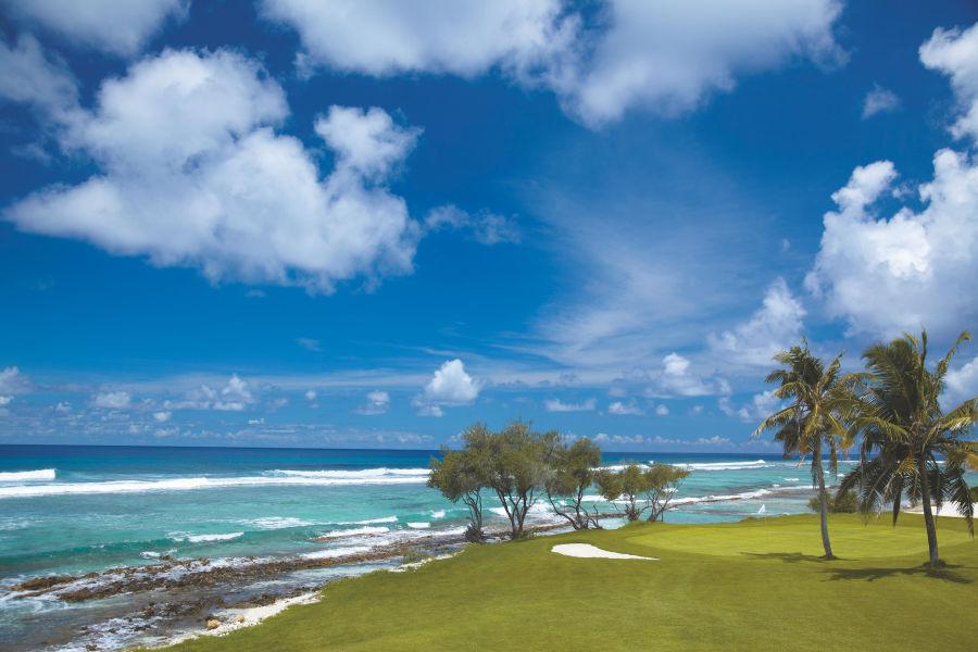 Villingili Golfplatz 2