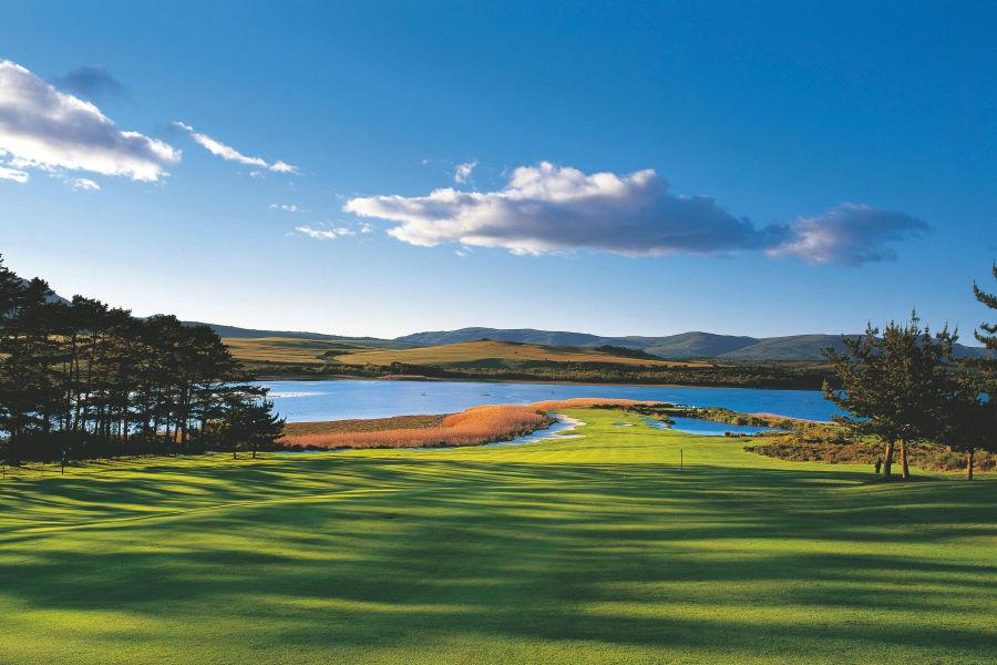 Arabella Golfplatz