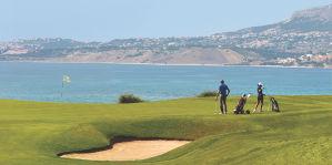 Golfplatz Verdura