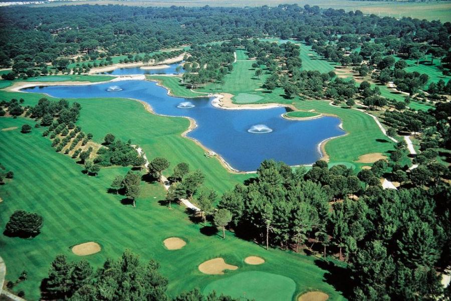 Gloria Verda Golf- Luftbild