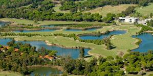 Pasha Golf- Luftbild