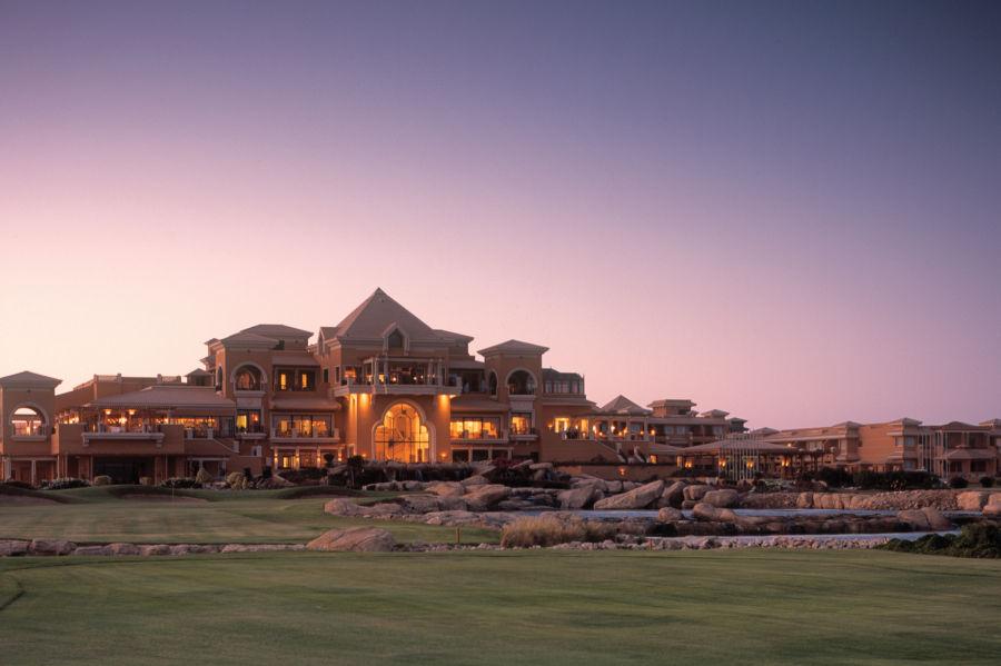 Hotel & Golfplatz