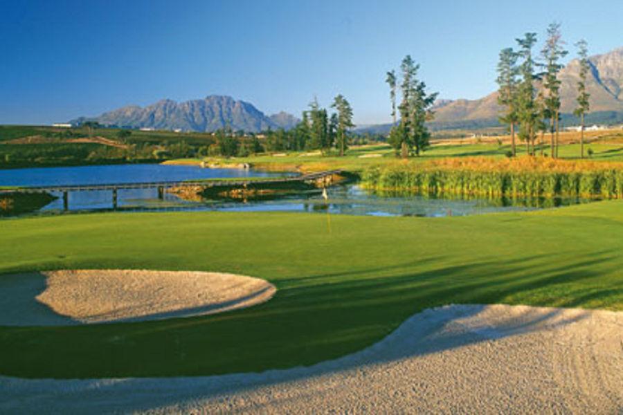De Zalze Golfplatz