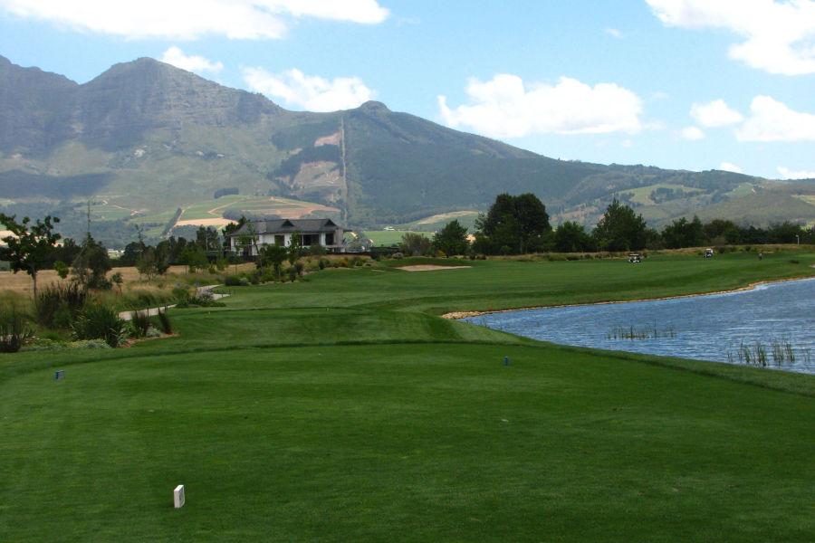 Pearl Valley Golfplatz