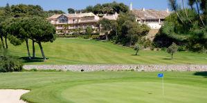 Golfplatz und Hotel