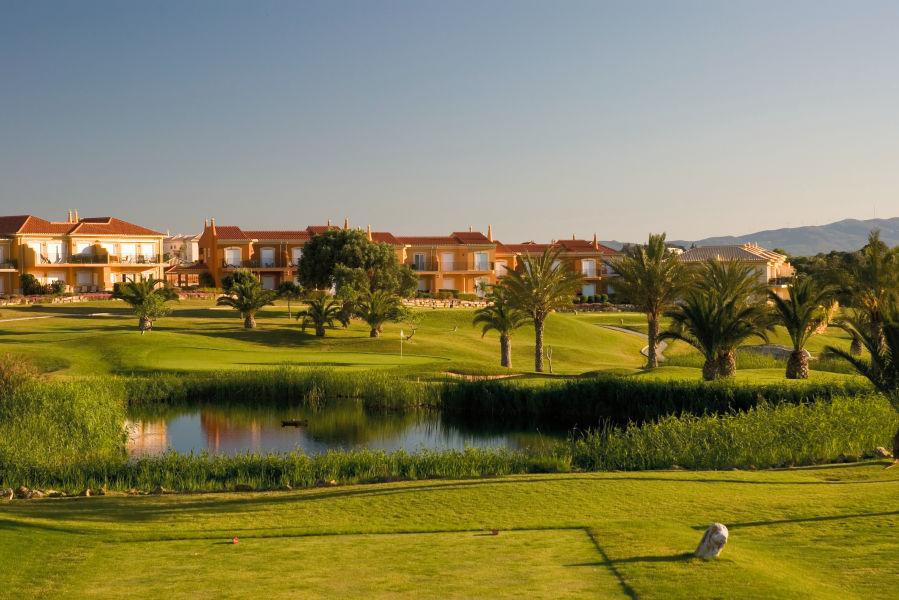 Golfplatz 14. Tee