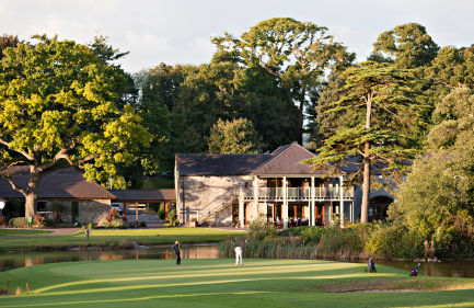 Fota Island Resort Golf Package