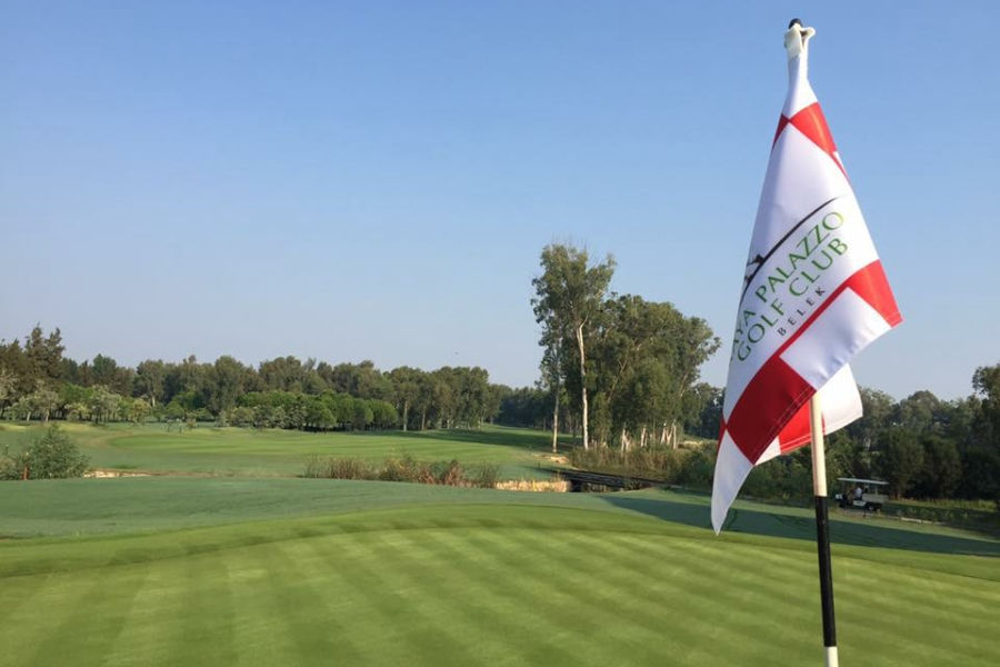 Kaya Palazzo Golfplatz