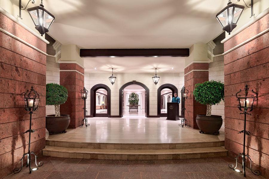 Eingang Lobby