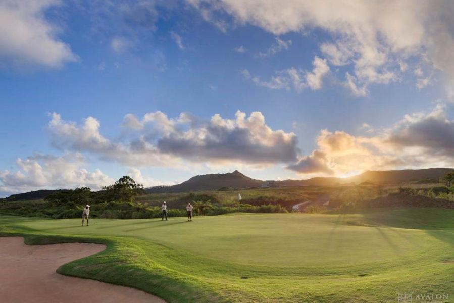 Avalon Golfplatz