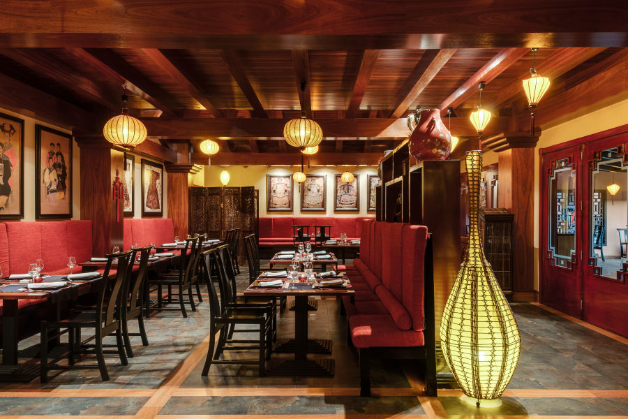 Pan Asian Restaurant
