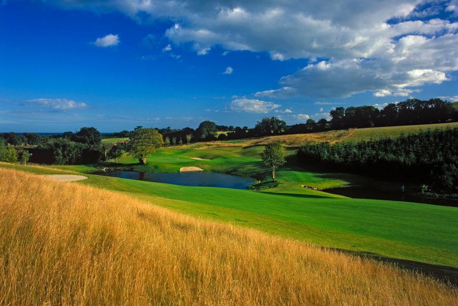 Der Druids Heath Golfplatz
