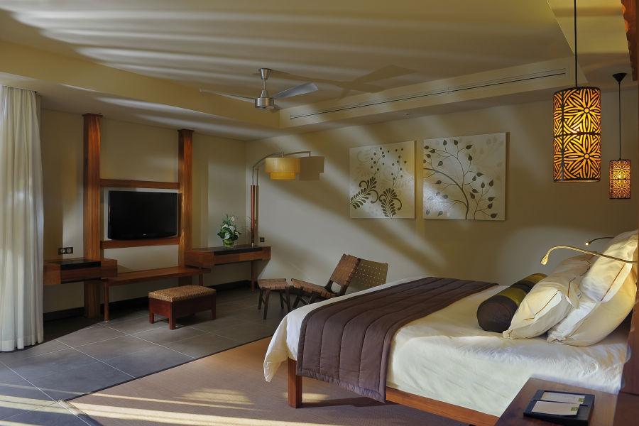 Senior Suite Schlafzimmer
