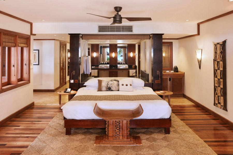 Schlafzimmer Villa