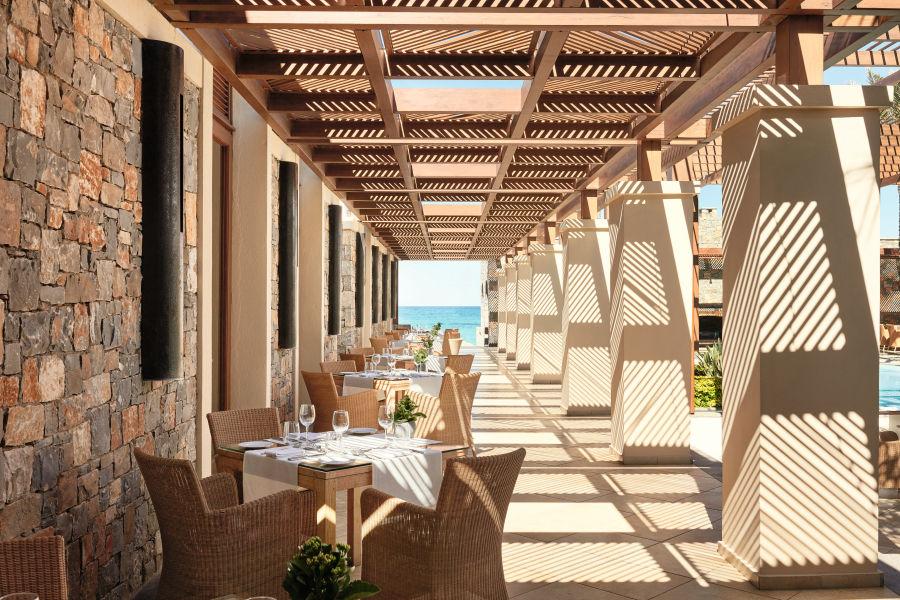 Mediterranes Buffetrestaurant