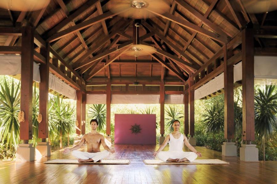 Spa und Yoga