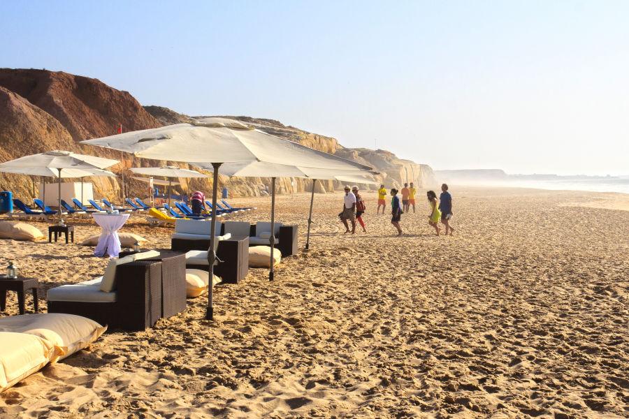 Praia del Rey Strand