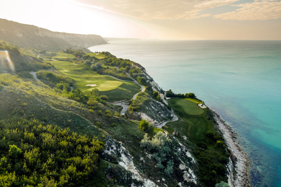 Panorama Golfplatz