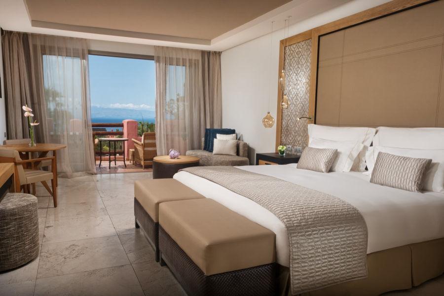 Deluxe Zimmer Tagor Villa