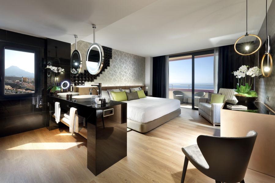 Deluxe Zimmer mit Meerblick