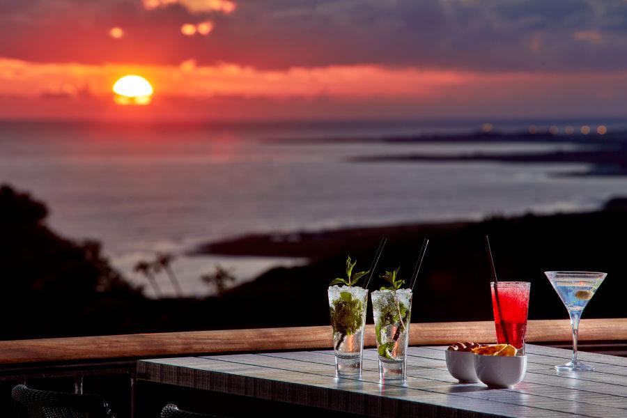 Carob Sunset Bar