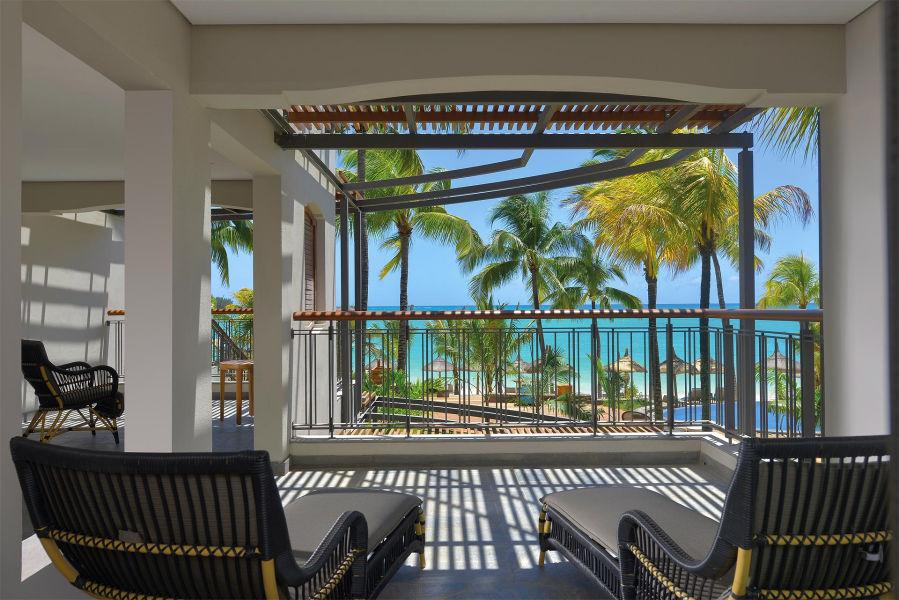 Ocean Suite Terrasse