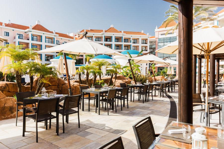 Aquarela Restaurant Terrasse