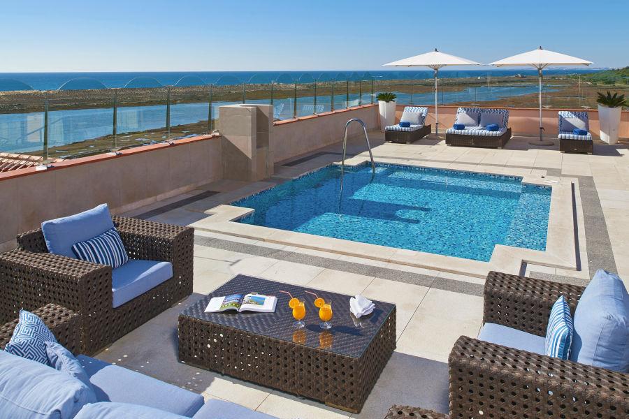 Royal Suite Terrasse
