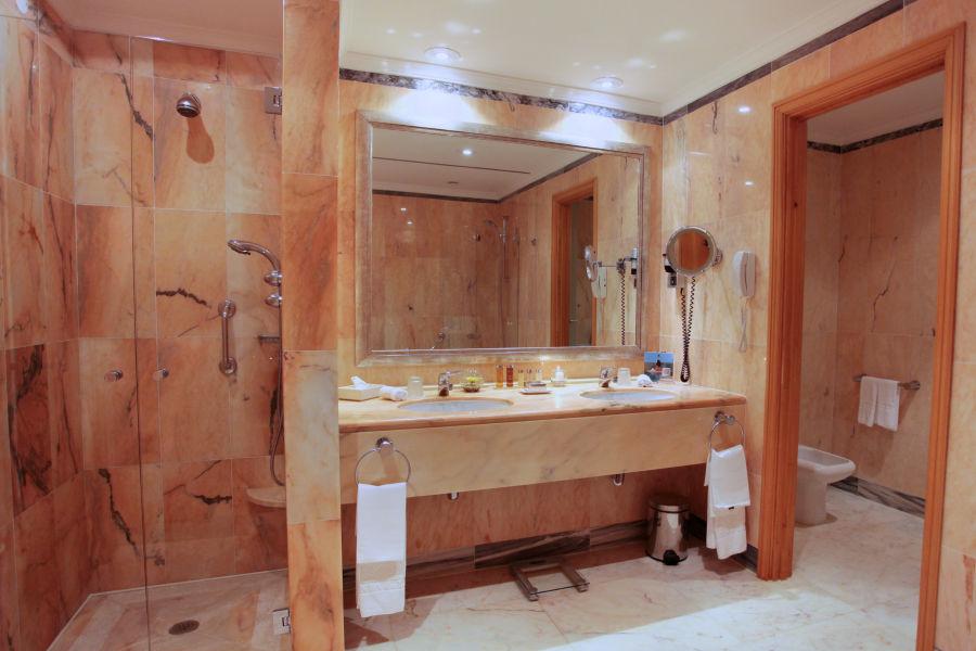 Premium Zimmer Badezimmer