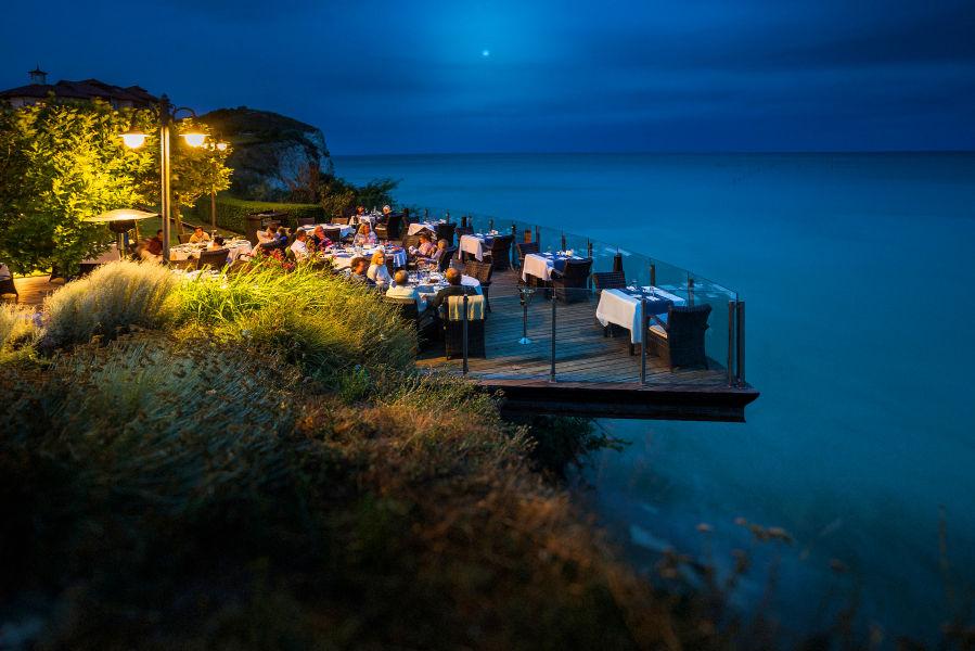 Geti Restaurant Terrasse