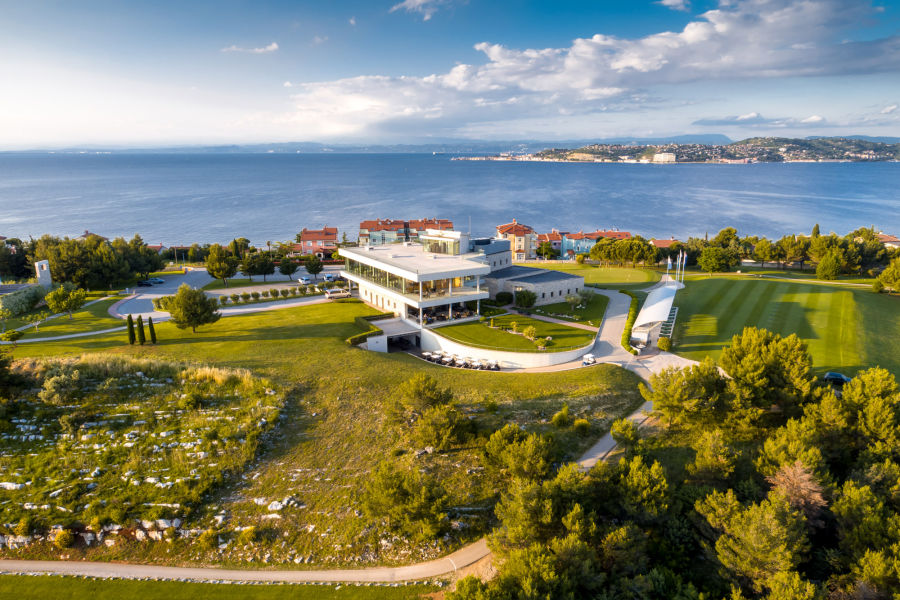 Golf Adriatic Clubhouse