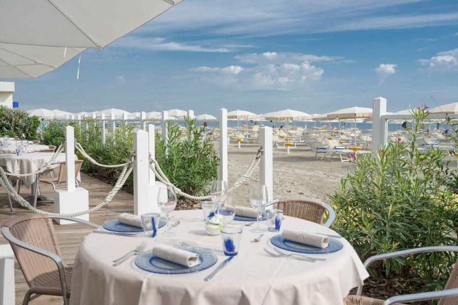 Restaurant & Strand