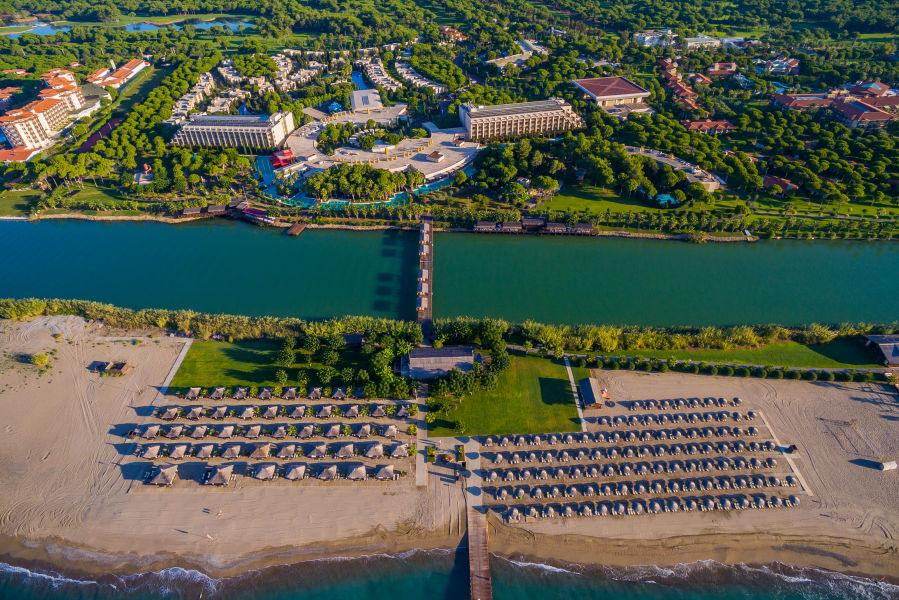 Vogeperspektive Resort & Strand