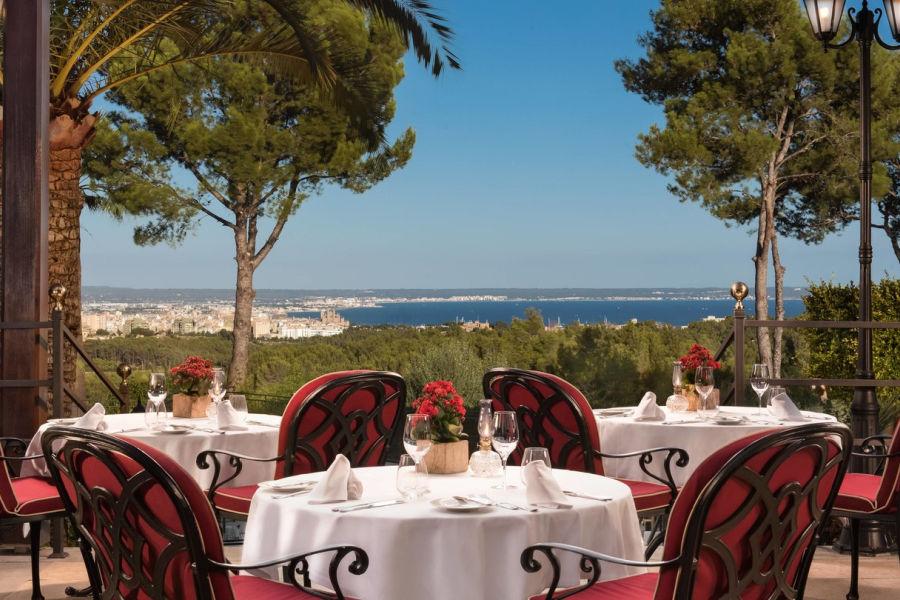 Es Castell Restaurant