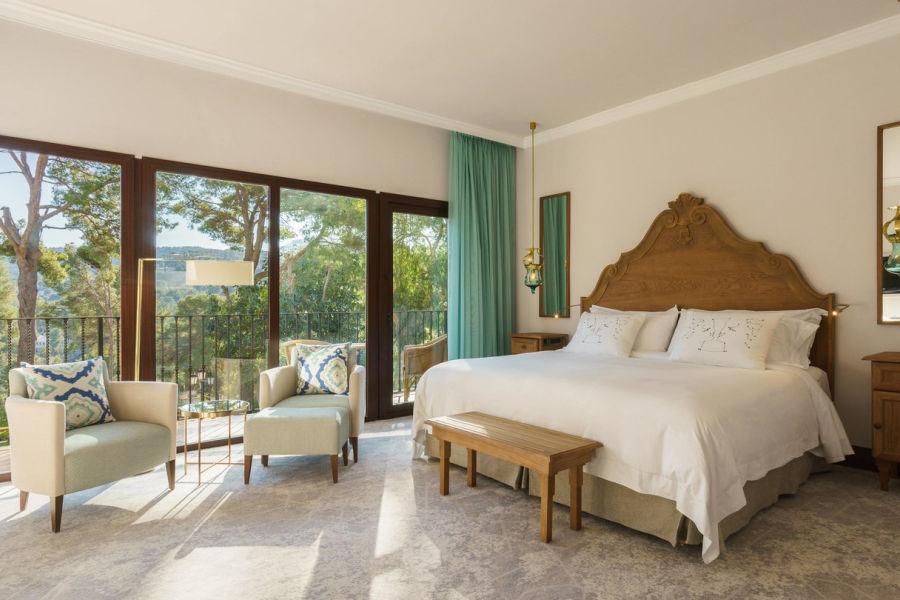 Classic Zimmer mit Terrasse
