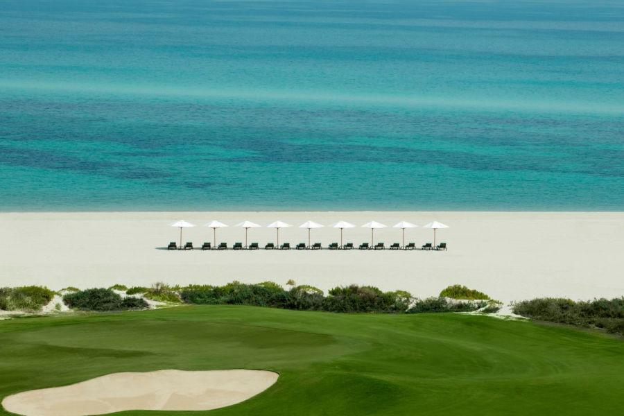 Golfplatz & Strand