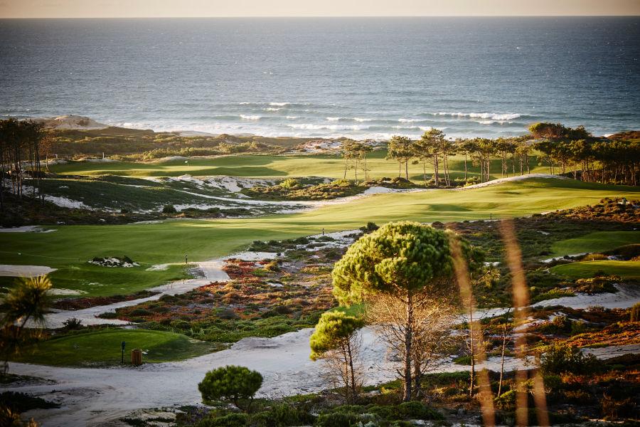 West Cliffs Golfplatz