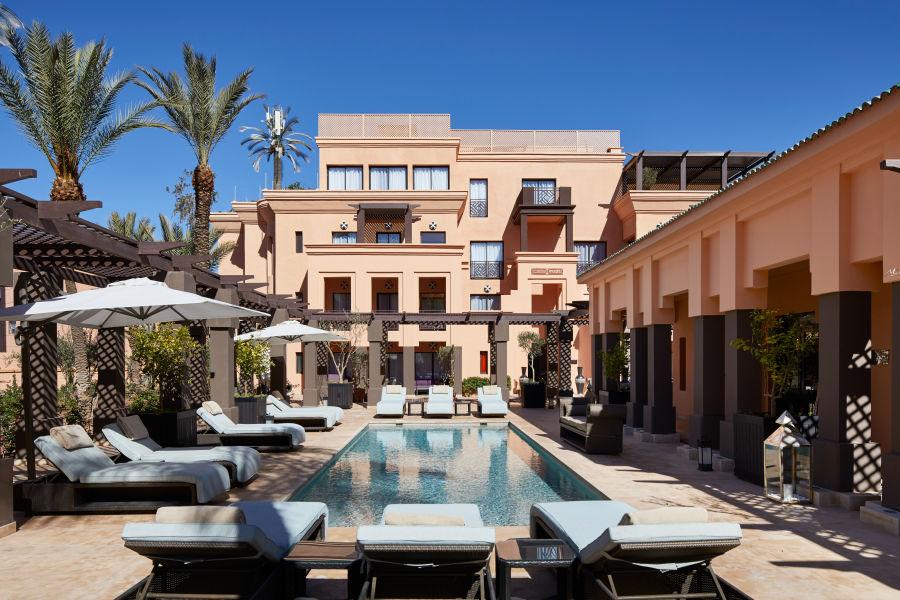 Hotel und Spa Pool