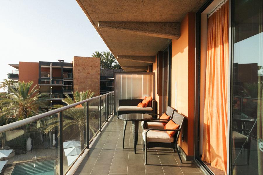 Balkon Junior Suite